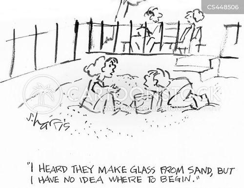 understandings cartoon