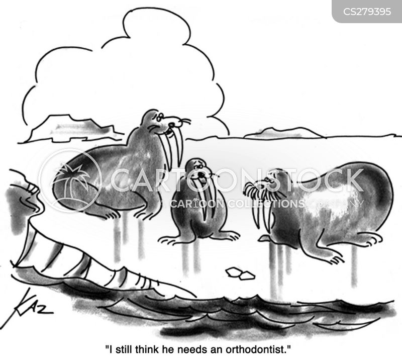 Orthodontics Cartoons and Comics - funny pictures from