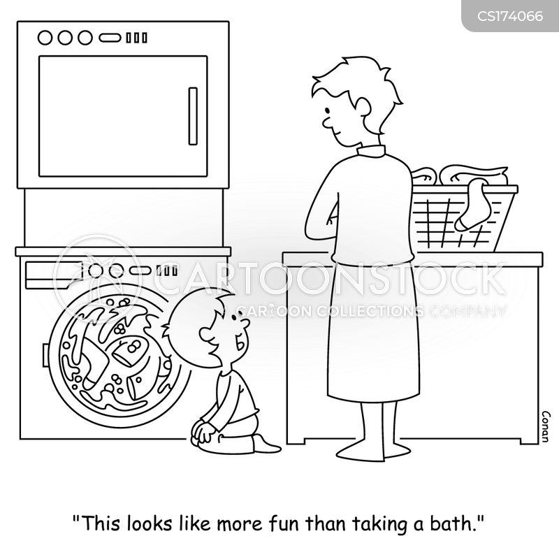 Bathtime cartoons, Bathtime cartoon, funny, Bathtime picture, Bathtime pictures, Bathtime image, Bathtime images, Bathtime illustration, Bathtime illustrations