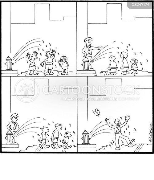 disciplinary actions cartoon
