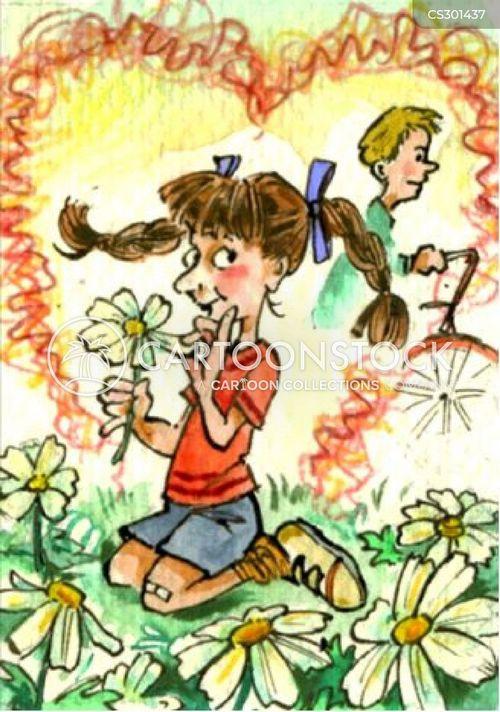 daisy cartoon