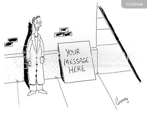 enterprising cartoon