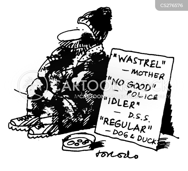 idler cartoon
