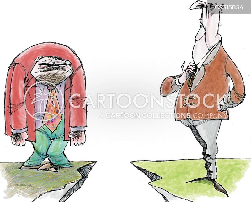 distinctions cartoon