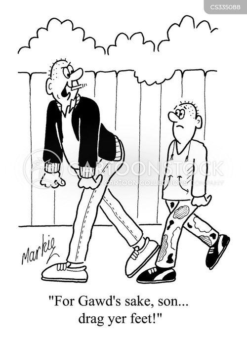 cockneys cartoon