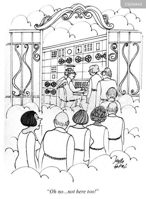 digitalisation cartoon
