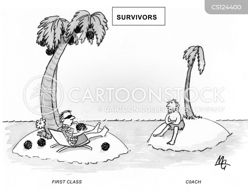 social divisions cartoon