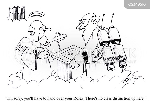 rolexes cartoon