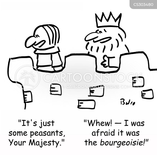 bourgeoisie cartoon
