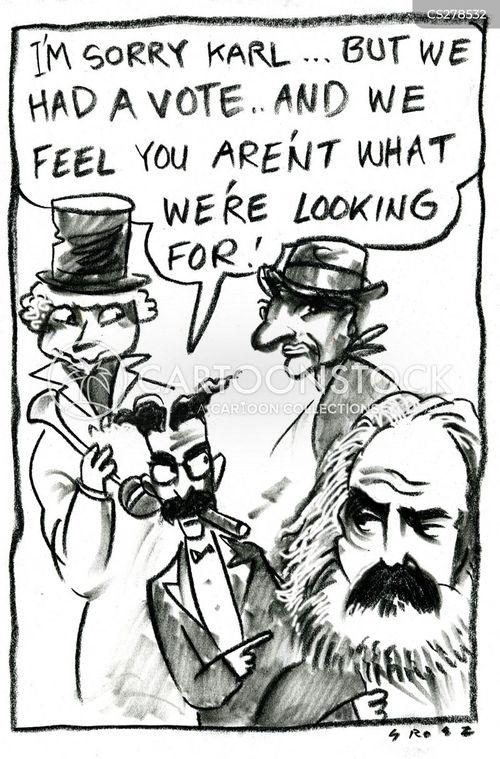 blacklist cartoon