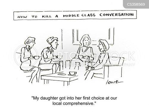grammar schools cartoon