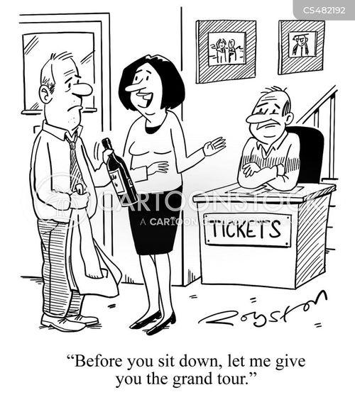 middle-classes cartoon