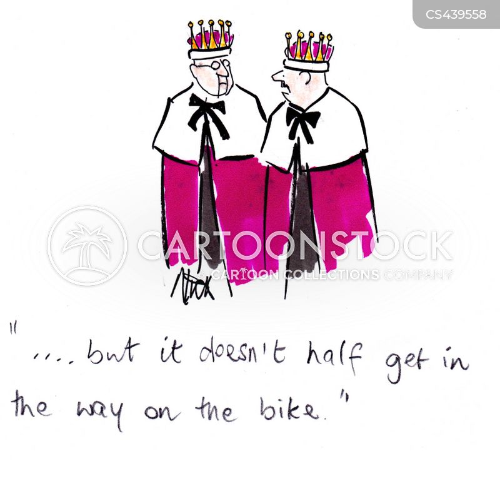 robes cartoon