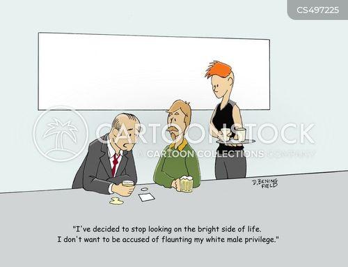class envy cartoon