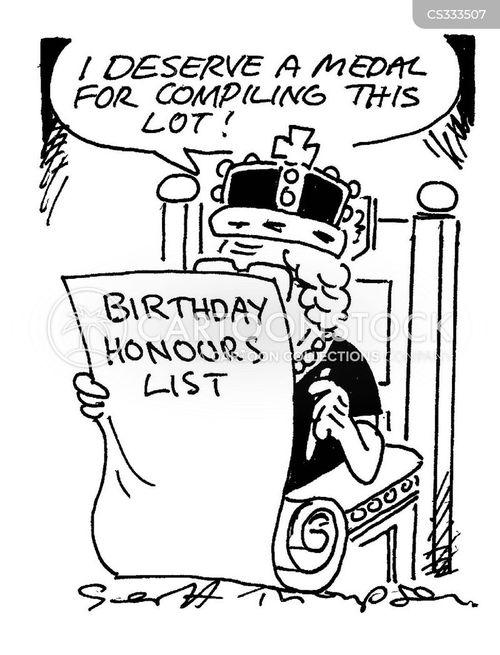 Queen Elizabeth Ii Cartoons And Comics Funny Pictures