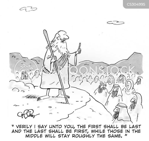 parables cartoon