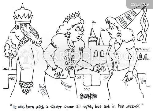 regal cartoon