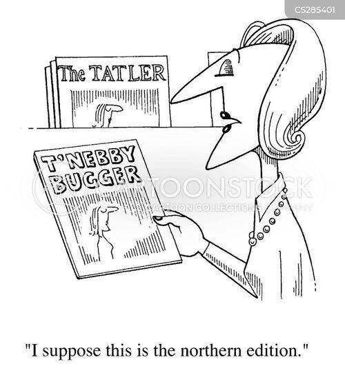 tatler cartoon