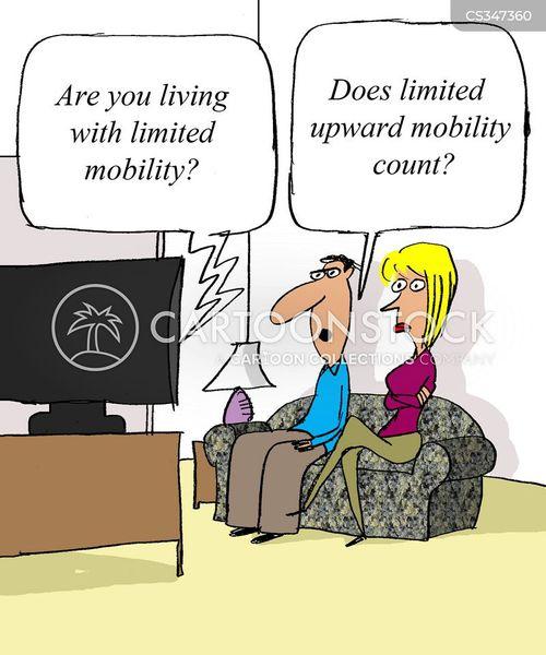 social aspirations cartoon