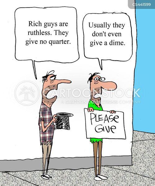 dimes cartoon
