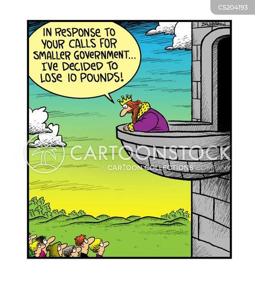 royalties cartoon