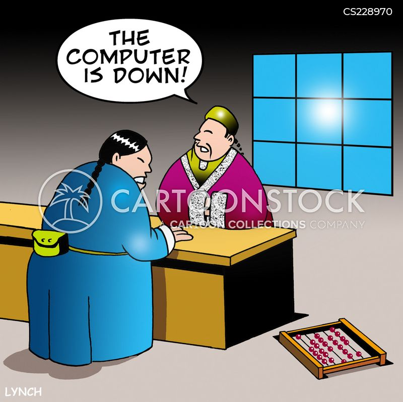 counting frames cartoon