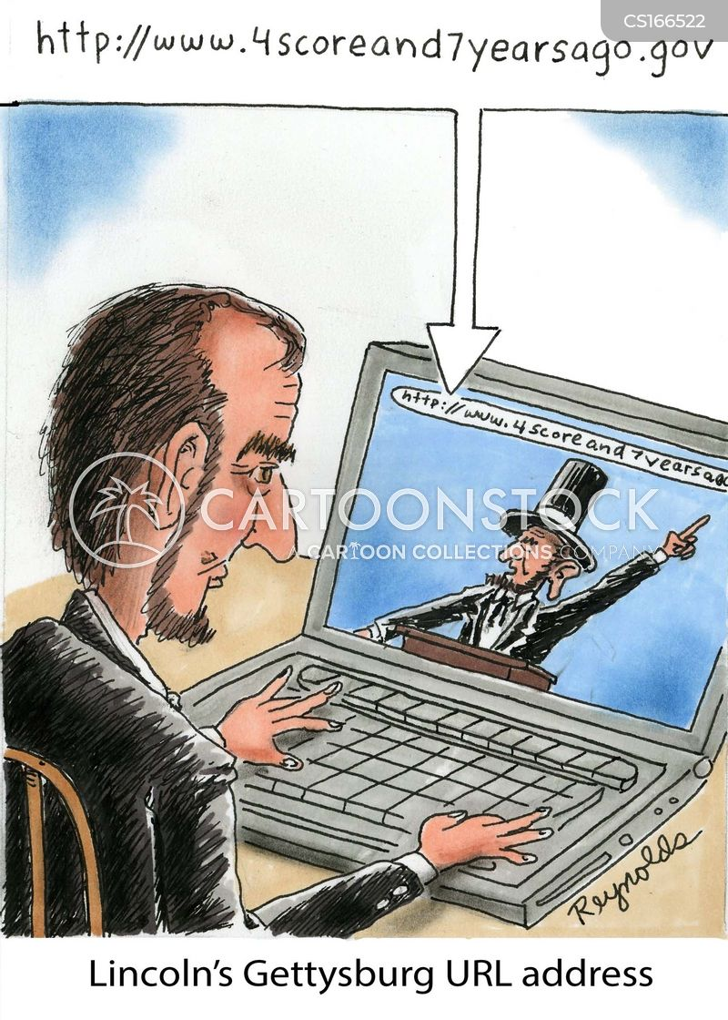 Gettysburg Address Cartoons And Comics Funny Pictures From