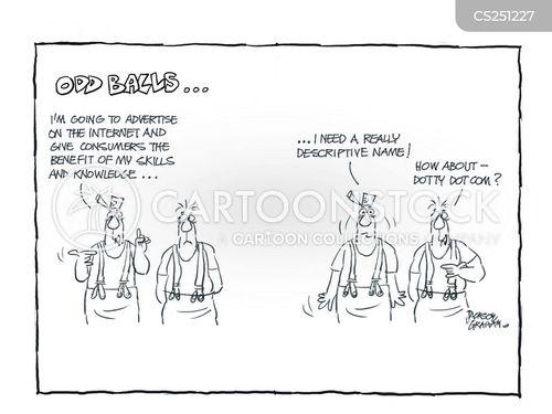 dotty cartoon