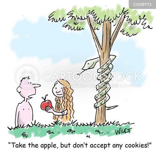 computer cookies cartoon
