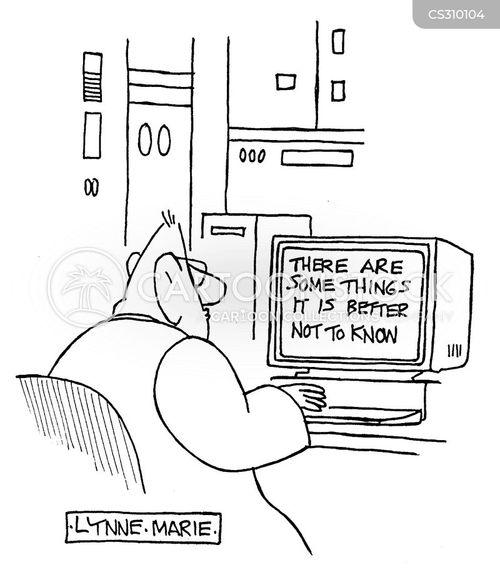 information superhighway cartoons and comics