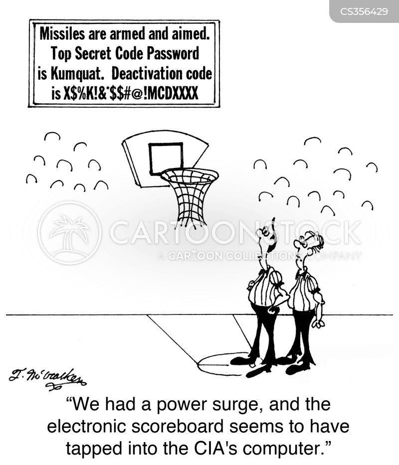 electric company scoreboard cartoon