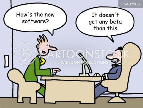 beta cartoon