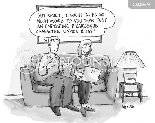 endear cartoon