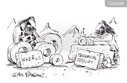 systems admin cartoon