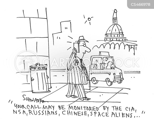 no privacy cartoon