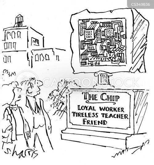processed cartoon