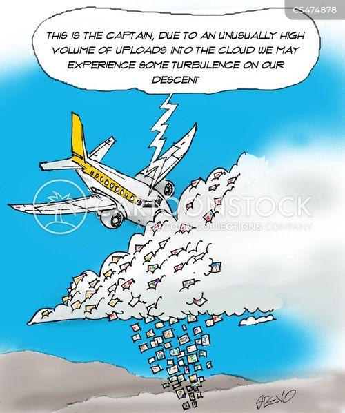 data networking cartoon