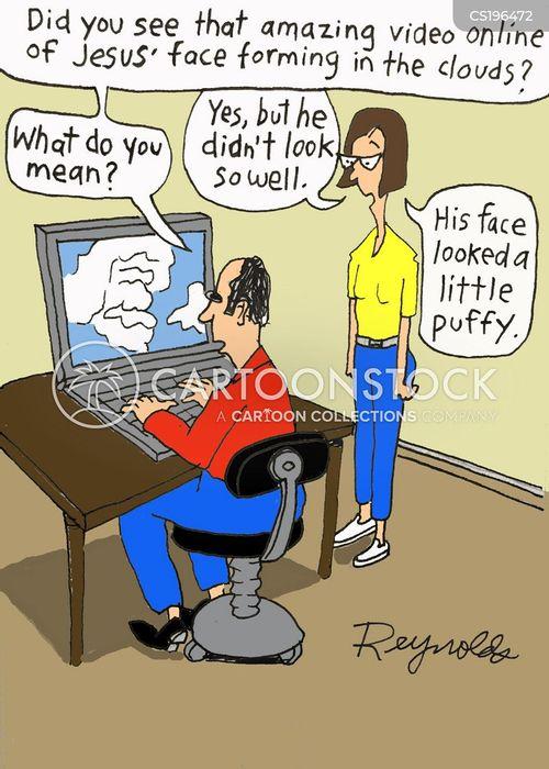 internet fads cartoon