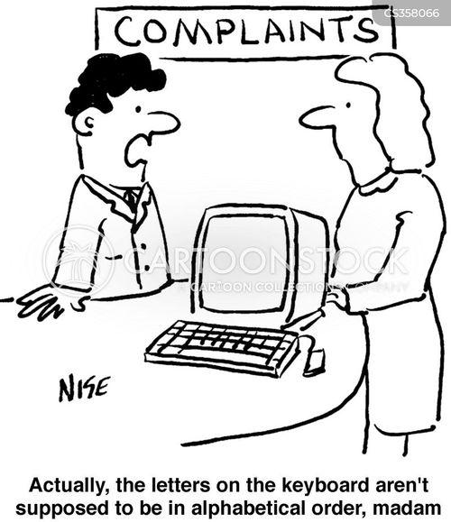 Alphabetical Cartoons And Comics