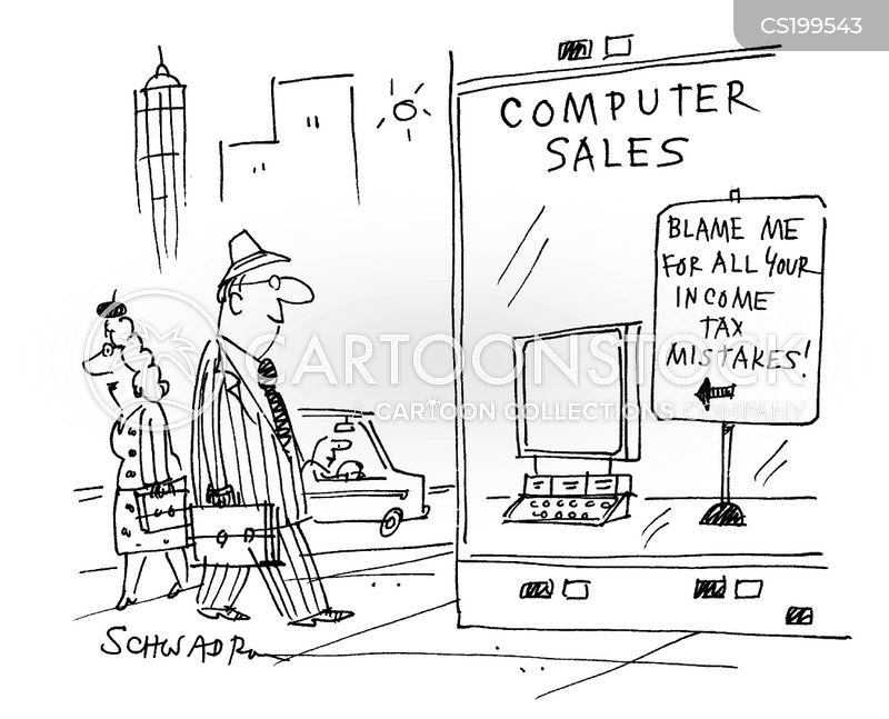 calulation cartoon