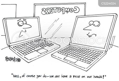 price tag cartoon