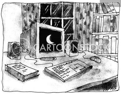 screensavers cartoon