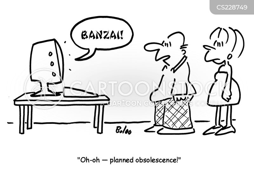 defunct cartoon