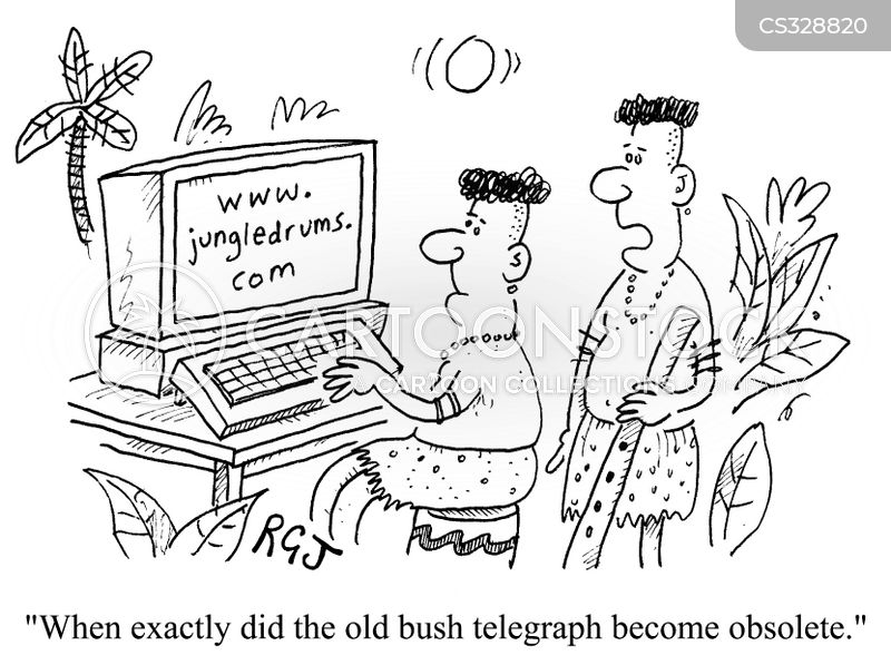telegraph cartoon