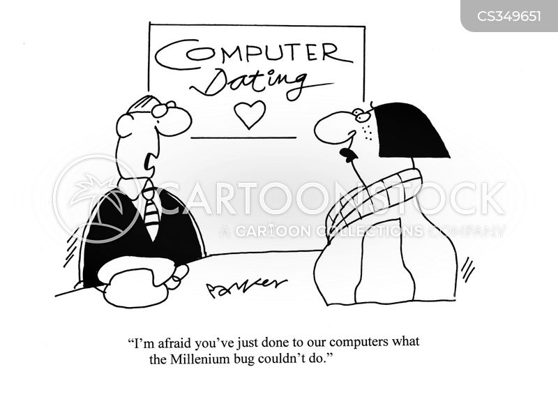 Online dating cartoons in Australia