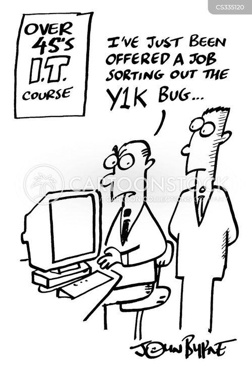 1999 cartoon