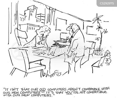 compatibleness cartoon
