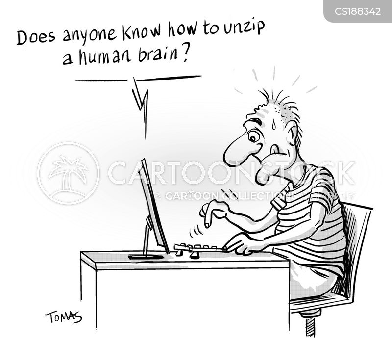 brain power cartoon