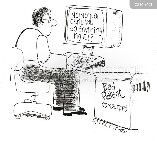 berate cartoon