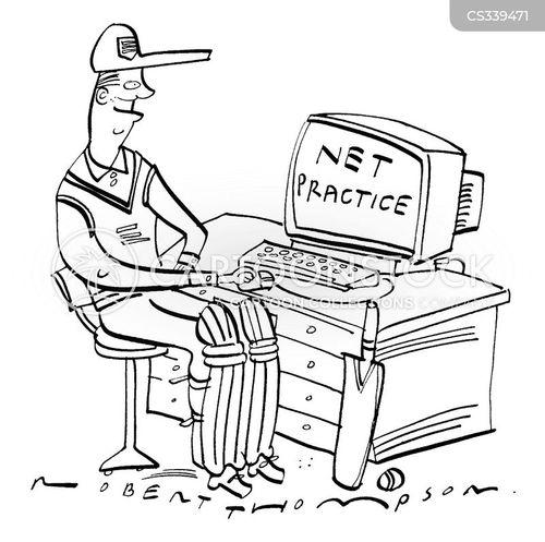 worldwide web cartoon